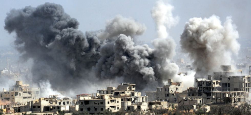 Clashes in Syria (File Photo)