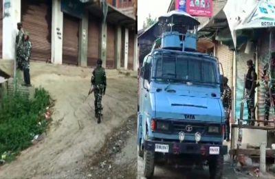 Jammu and Kashmir: Army jawan martyred, 2 terrorists killed in Anantnag encounter