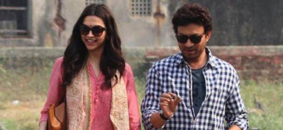 Deepika Padukone and Irrfan Khan starred in Piku.
