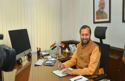 Hamari Sansad Sammelan: Prakash Javadekar -- Speaker's Profile