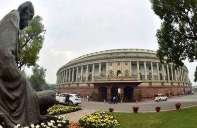 'Jai Shri Ram' to 'Allahu Akbar': Frenzied slogans in Lok Sabha as MPs take oath