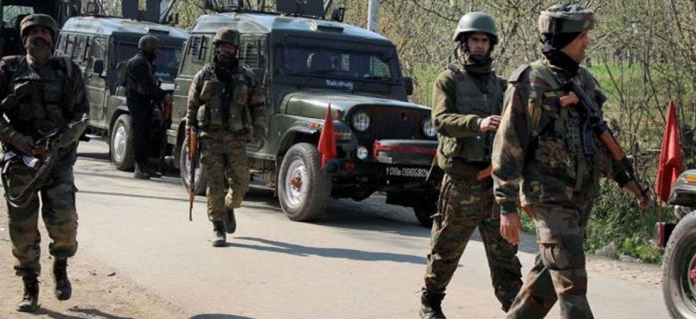 Two terrorists - Sajjad Maqbool Bhat and Tauseef - were neutralised in the encounter. (Representational Image: PTI)