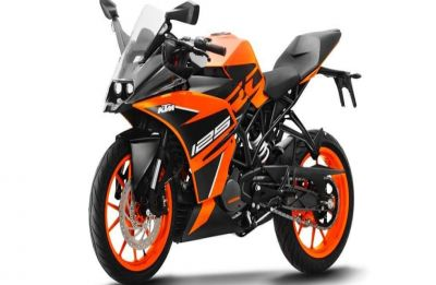 KTM RC 125 launched in India at Rs 1.47 lakh: Specifications inside