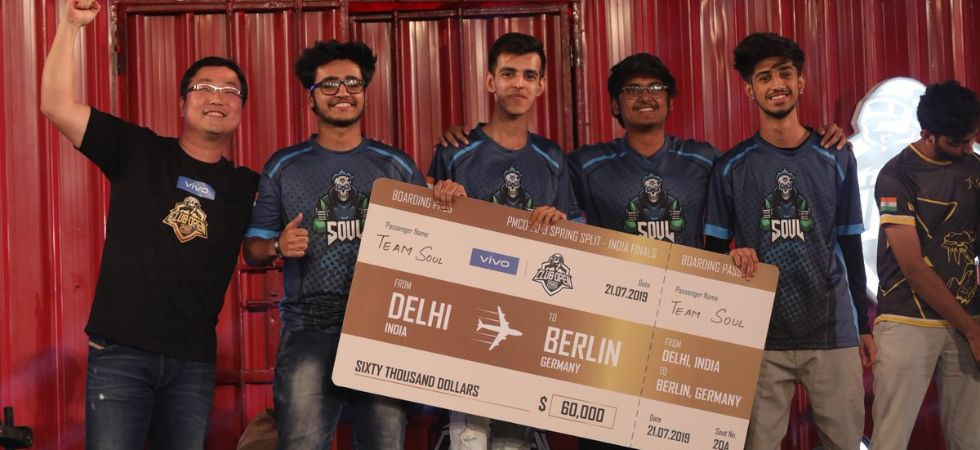 Team Soul was declared winner after 48-hour battle at PMCO India Finals 2019. (PUBG India/Twitter)