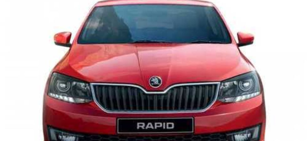 Skoda Rapid (Photo Credit: Twitter)