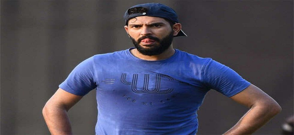 Last week, Yuvraj had said that he was looking forward to play in foreign T20 leagues. (File Photo)