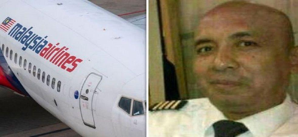 Captain Zaharie Ahmed Shah