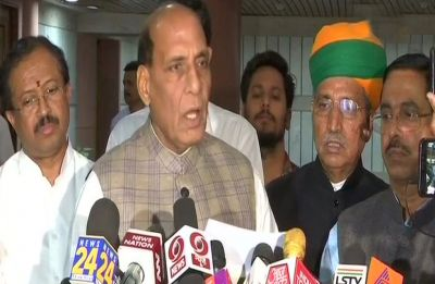 Most parties supported idea of 'one nation, one election': Rajnath Singh after all-party meet