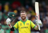 Cricket Score Live Updates, AUS vs BAN ICC World Cup 26th ODI Match: Warner 166, Australia cross 300