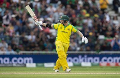 David Warner's 166 off 147 balls takes down exuberant Bangladesh in Nottingham