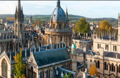 US CEO hands Oxford University USD 189 million for AI studies