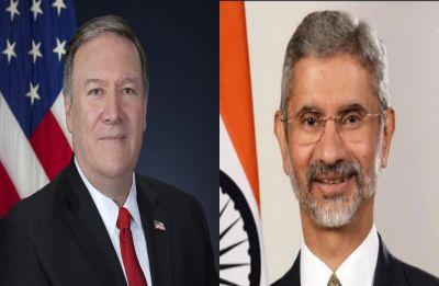 Ahead of India visit, Mike Pompeo makes congratulatory call to Jaishankar