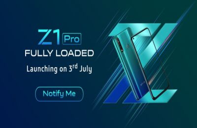 Confirmed! Vivo Z1 Pro with Snapdragon 712 SoC to be launched on July 3