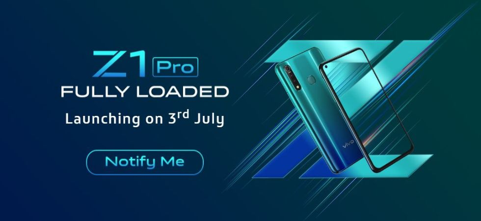 Vivo Z1 Pro (Photo Credit: Vivo Official site)