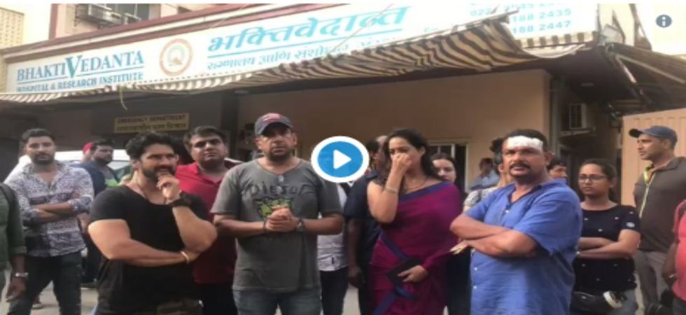 WATCH: Cast, crew of ALTBalaji show claim attack by goons