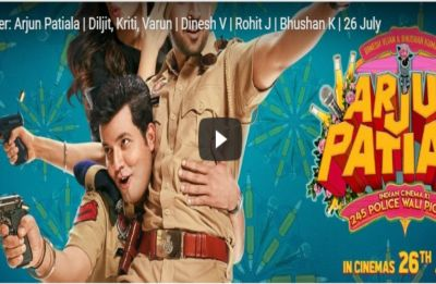 WATCH: Arjun Patiala trailer out! Diljit Dosanjh tickles your funny bone in not-so conventional cop avatar