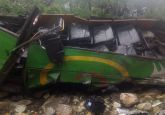 25 killed, 25 injured as bus falls into gorge in Himachal Pradesh's Kullu