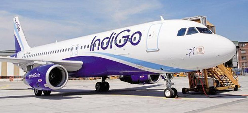 According to data released by Indian aviation regulator DGCA on Tuesday, IndiGo has a 49 per cent share in the domestic passenger market currently. (File Photo)