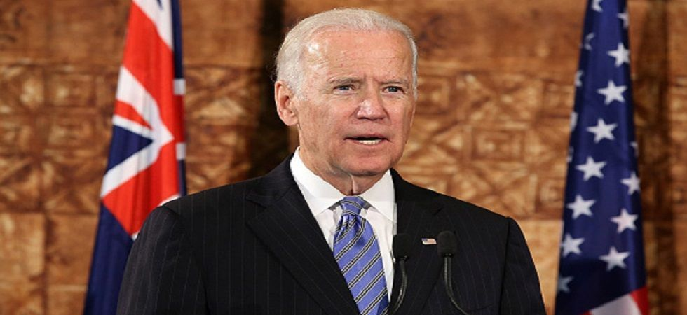 The two prominent African Americans in the presidential race, senators Cory Booker and Kamala Harris, were among several candidates who condemned Biden's comments. (File Photo)