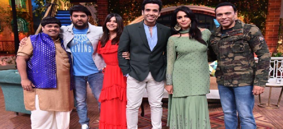 The Kapil Sharma Show: Ekta Kapoor, Mallika Sherawat, Tusshar Kapoor promotes their first horror web series