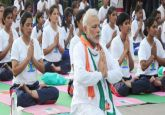 Yoga Day: PM to lead 40,000 yoga enthusiasts in Ranchi, Union Ministers to take part in other events