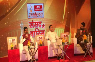 Hamari Sansad Sammelan: Session 3 –BJP's Parvesh Verma has THIS prediction for Delhi Assembly Polls