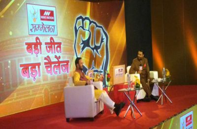 Hamari Sansad Sammelan: Session 7 – No job crisis in India, says Prakash Javadekar, raises question on data sampling