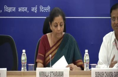 Nirmala Sitharaman holds pre-budget meeting with finance ministers of all states