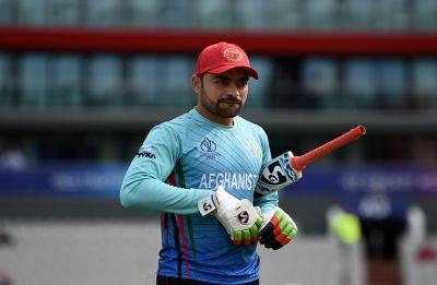 I don't play for ACB or Gulbadin Naib, I play for Afghanistan: Rashid Khan