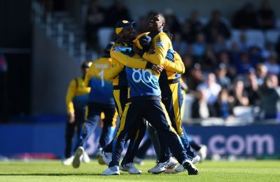 High spirited Sri Lanka take down title favourites England in Leeds