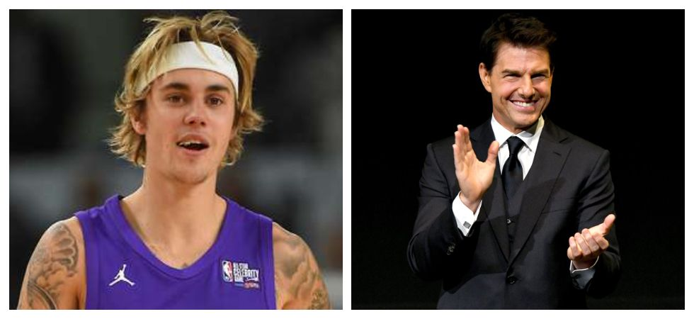 Justin Bieber has agreed to fight Tom Cruise in a UFC showdown (Photo: Twitter)