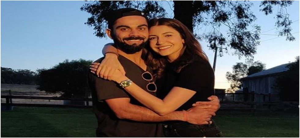 Anushka Sharma has joined her husband Virat Kohli ahead of the clash against Afghanistan (Image Credit: Twitter)