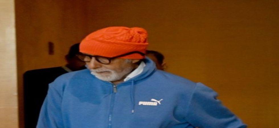 Amitabh Bachchan look as grumpty landlord in Gulabo Sitabo out!