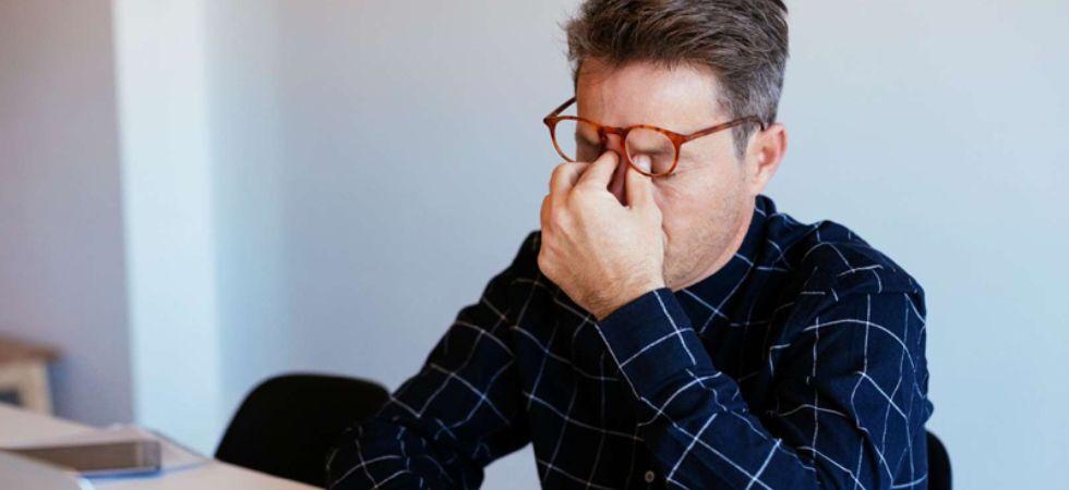Longer work hours may raise stroke risk. (File Photo)