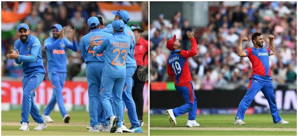 India last played against Afghanistan in Asia Cup (Image Credit: Twitter)