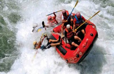 Kashmir Tourism Department suspends rafting-related activities in entire Valley