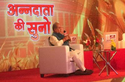 Hamari Sansad Sammelan: Session 6 - Narendra Singh Tomar vows to work for farmers' welfare
