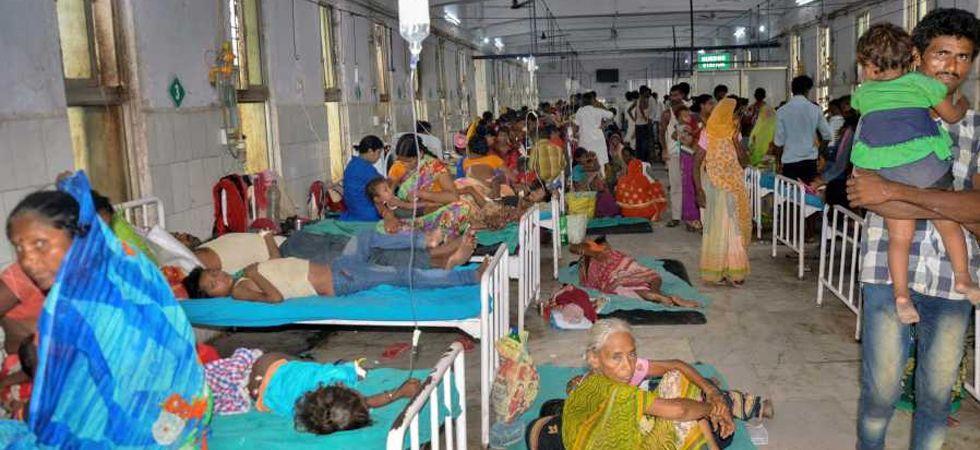 Encephalitis death count rises in Bihar