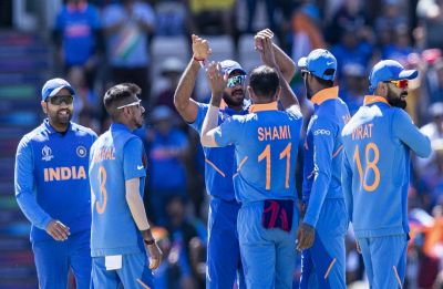 Cricket Score Live Updates, IND vs AFG ICC World Cup 28th ODI Match: Shami hat-trick, India win by 11 runs