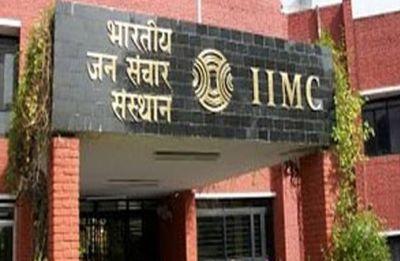 IIMC entrance written exam results declared, check now