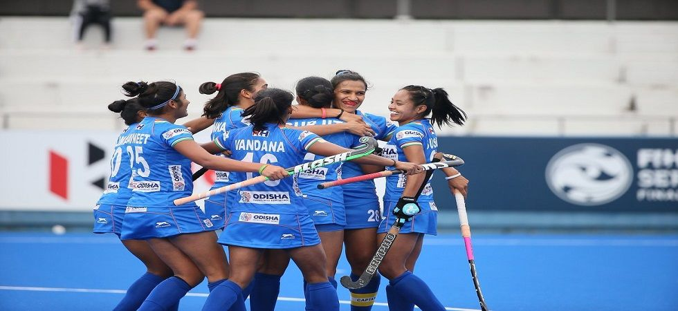 Indian Women's Hockey team qualifies of Olympic Qualifier (Image Credit: Twitter)