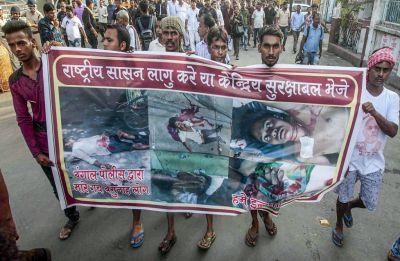 Clash breaks out after BJP workers chant 'Jai Shri Ram' at Trinamool MP's meeting in Bankura