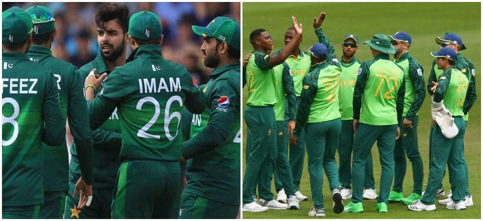 Pakistan and South Africa didn't have best of World Cups (Image Credit: Twitter)