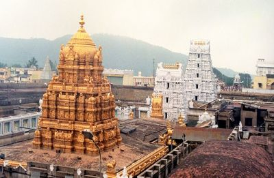 Jagan Mohan Reddy appoints uncle YV Subba Reddy as chairman of Tirumala Tirupati Board