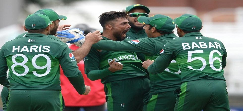 Pakistan will have to win all their remaining four matches and hope for other results go in their favour to qualify. (Image Credit: Twitter)