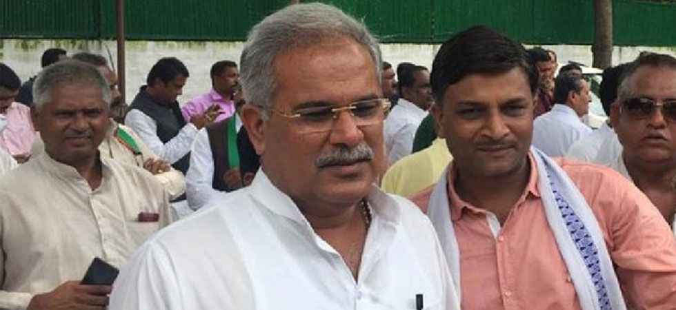 BJP alleged that the Bhupesh Baghel government failed to fulfill its promises made during the Assembly polls.