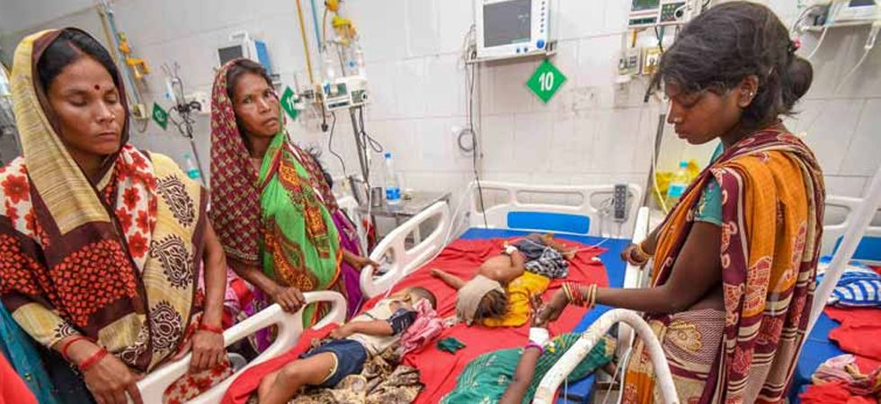 Death count in Bihar's Muzaffarpur due to encephalitis rises to 129
