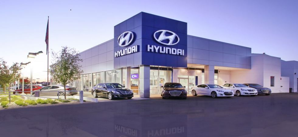 Hyundai in Phoenix, Arizona, USA (File Photo)
