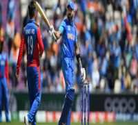 The hard-fought win over Afghanistan was important for us: Virat Kohli
