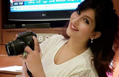 Woman journalist shot at, eggs hurled at her car by masked men in Delhi